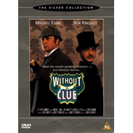 Produktbilde for Without A Clue (UK-import) (DVD)