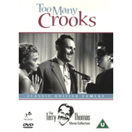 Too Many Crooks (UK-import) (DVD)