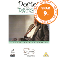 Doctor In Distress (UK-import) (DVD)