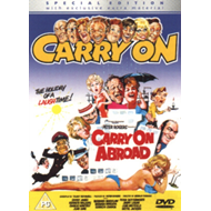 Carry On Abroad (UK-import) (DVD)