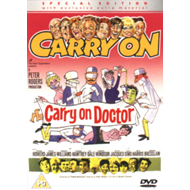 Produktbilde for Carry On Doctor (UK-import) (DVD)