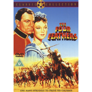 Four Feathers (UK-import) (DVD)