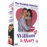 Produktbilde for William And Mary: Series 1-3 (UK-import) (DVD)