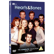 Hearts And Bones: The Complete Series 1 And 2 (UK-import) (DVD)