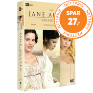 Produktbilde for Jane Austen Collection (UK-import) (DVD)