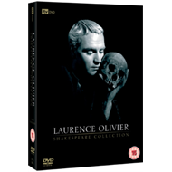 Produktbilde for Laurence Olivier Shakespeare Collection (UK-import) (DVD)