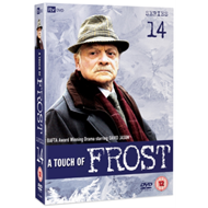 Produktbilde for Touch Of Frost: Series 14 (UK-import) (DVD)