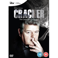 Cracker: The Complete Collection (UK-import) (DVD)
