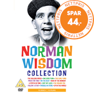 Produktbilde for Norman Wisdom Collection (UK-import) (DVD)