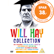 Produktbilde for Will Hay Collection (UK-import) (DVD)