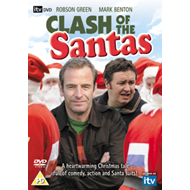 Clash Of The Santas (UK-import) (DVD)