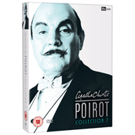 Produktbilde for Agatha Christie's Poirot: The Collection 7 (UK-import) (DVD)