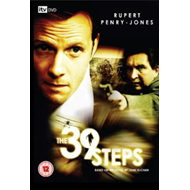 Produktbilde for The 39 Steps (UK-import) (DVD)