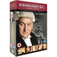 Kavanagh QC: The Complete Collection - Series 1 To 5 (UK-import) (DVD)