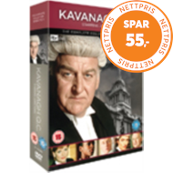 Produktbilde for Kavanagh QC: The Complete Collection - Series 1 To 5 (UK-import) (DVD)