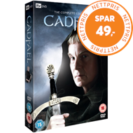 Produktbilde for Cadfael: The Complete Collection - Series 1 To 4 (UK-import) (DVD)