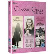 Produktbilde for Pollyanna/The Railway Children/Ballet Shoes (UK-import) (DVD)