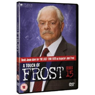 Produktbilde for Touch Of Frost: Series 15 (UK-import) (DVD)