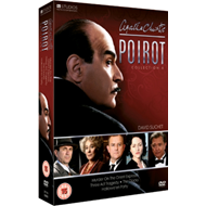 Agatha Christie's Poirot: The Collection 8 (UK-import) (DVD)