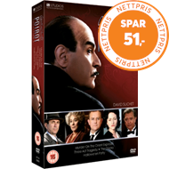 Produktbilde for Agatha Christie's Poirot: The Collection 8 (UK-import) (DVD)