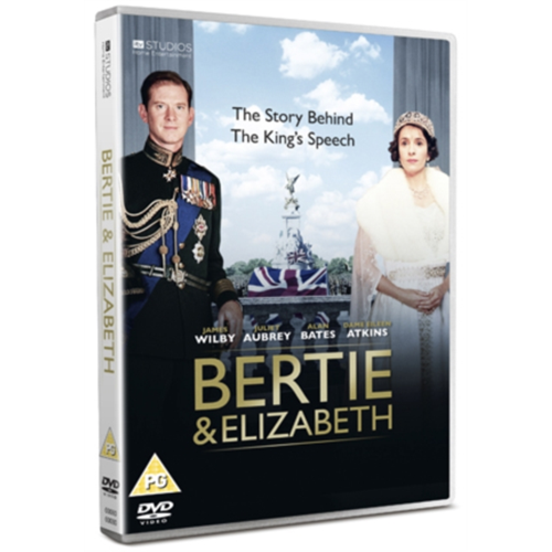 Bertie And Elizabeth (UK-import) (DVD)