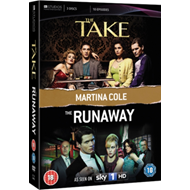 Produktbilde for The Take/The Runaway (UK-import) (DVD)