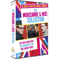 Morecambe And Wise Movie Collection (UK-import) (DVD)