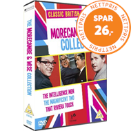 Produktbilde for Morecambe And Wise Movie Collection (UK-import) (DVD)