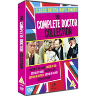 The Complete Doctor Collection (UK-import) (DVD)