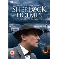 Produktbilde for Sherlock Holmes: The Complete Collection (UK-import) (DVD)