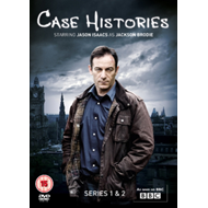 Produktbilde for Case Histories: Series 1 And 2 (UK-import) (DVD)