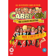 Carry On: The Ultimate Collection (UK-import) (DVD)