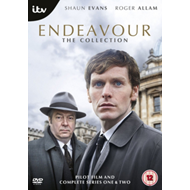 Endeavour: The Collection - Series 1 And 2 (UK-import) (DVD)