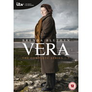 Produktbilde for Vera: The Complete Series 1-5 (UK-import) (DVD)