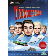 Thunderbirds: The Complete Collection (UK-import) (DVD)