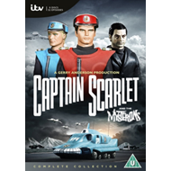 Captain Scarlet And The Mysterons: The Complete Series (UK-import) (DVD)