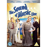 Sound Of Music Live (UK-import) (DVD)