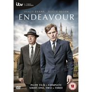 Endeavour: Series 1-3 (UK-import) (DVD)