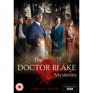 Produktbilde for The Doctor Blake Mysteries - Sesong 4 (UK-import) (DVD)