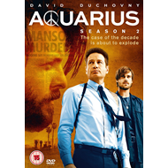 Aquarius: Season 2 (UK-import) (DVD)