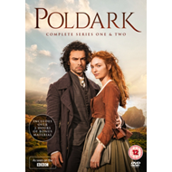 Produktbilde for Poldark: Complete Series 1 And 2 (UK-import) (DVD)