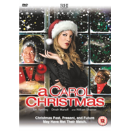 Produktbilde for A Carol Christmas (UK-import) (DVD)