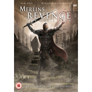 Merlin's Revenge - The Grail Wars (UK-import) (DVD)