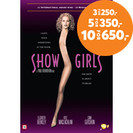 Produktbilde for Showgirls (DVD)