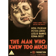 Man Who Knew Too Much (UK-import) (DVD)