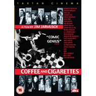 Coffee And Cigarettes (UK-import) (DVD)