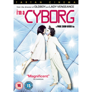 Produktbilde for I'm A Cyborg (UK-import) (DVD)