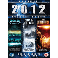 Produktbilde for 2012: Apocalyptic Collection (UK-import) (DVD)