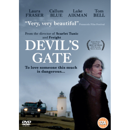 Devil's Gate (UK-import) (DVD)