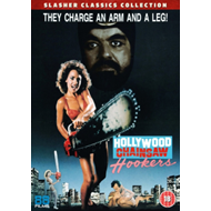 Hollywood Chainsaw Hookers (UK-import) (DVD)